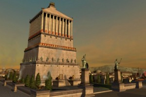 mausoleumofmaussollos1 300x200 Halikarnas Mozolesi   TÜRKİYE Bodrum