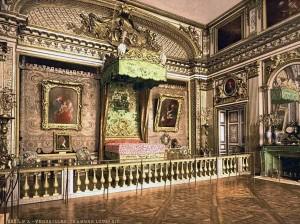 Versailles Louis1 300x224 Versay Sarayı   FRANSA Paris