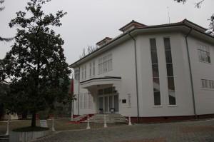 yalova termal Atatürk Köşkü
