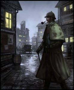 Sherlock_Holmes_by_Hideyoshi[1]