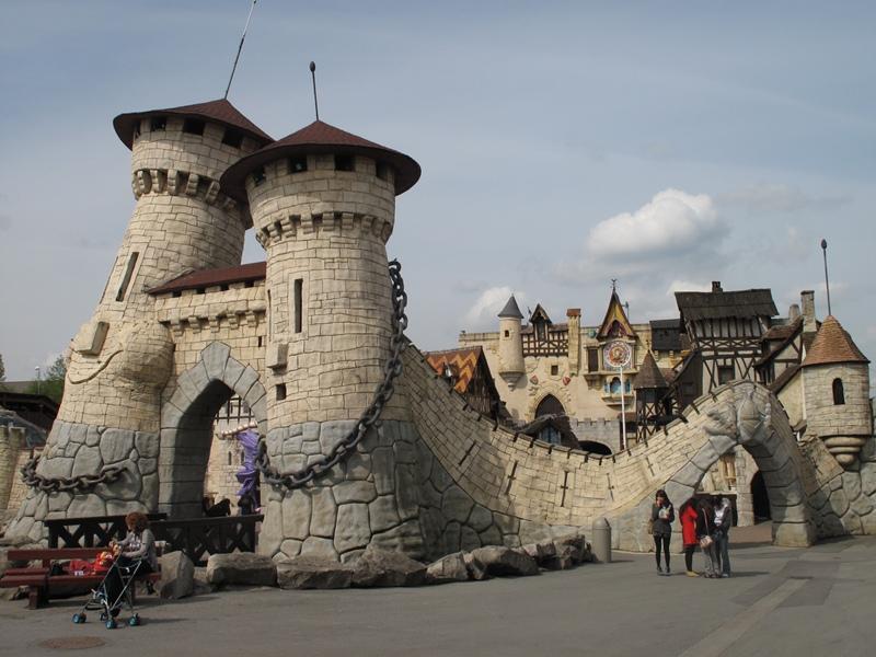 IMG 3513 Avrupanın Alternatif Eğlence Parkları