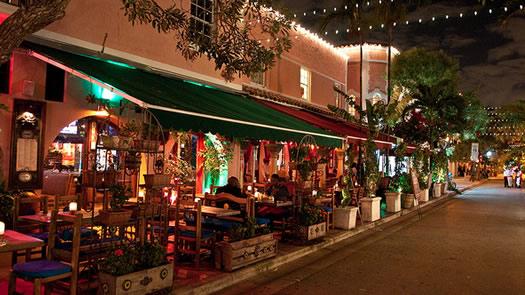 Latin Cafe Restaurant Coral Way