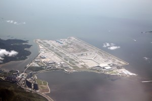 A birds eye view of Hong Kong International Airport1 300x200 HONG KONG – 6.gün Bangkok, HONG KONG