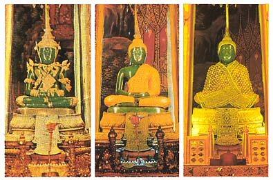 Emerald Buddha1 BANGKOK – 4.gün WAT ARUN, GRAND PALAİS