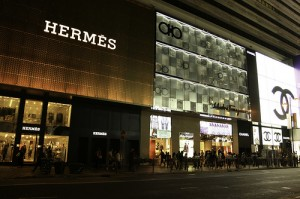 Luxury stores on Canton Road Hong Kong1 300x199 HONG KONG – 6.gün Bangkok, HONG KONG