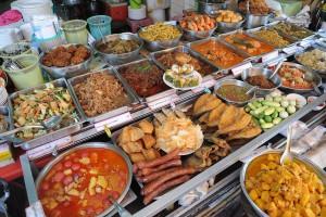 thai fastfood1 300x200 BANGKOK – 4.gün WAT ARUN, GRAND PALAİS
