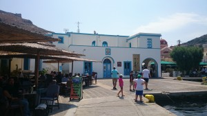 Leros island Agia Marina