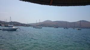 Leros island lakki
