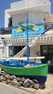 Leros island Pandeli