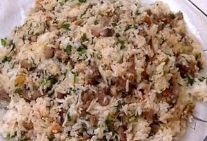 mengen-pilavı